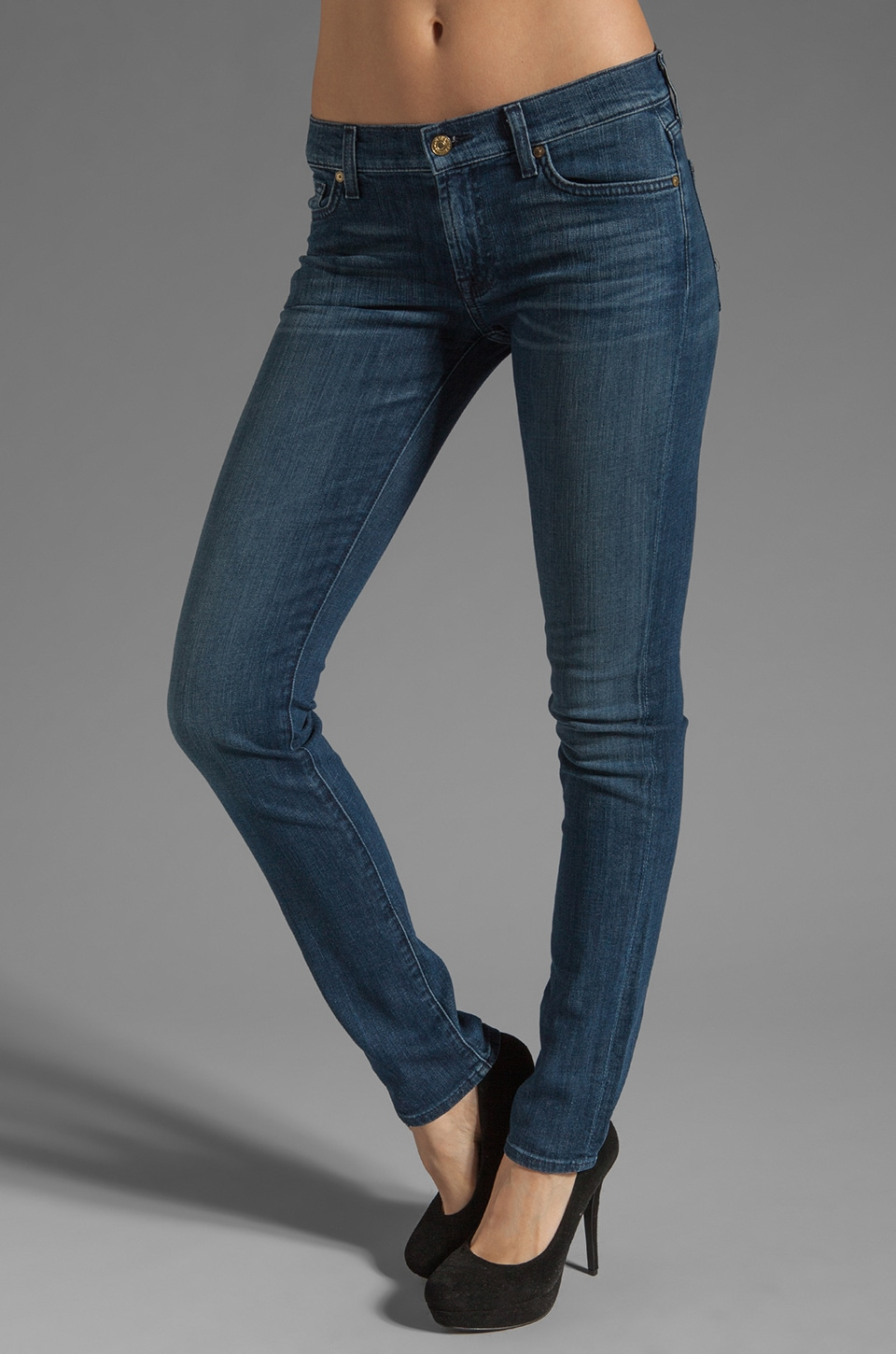 7 For All Mankind Roxanne in Radiant Shining Star