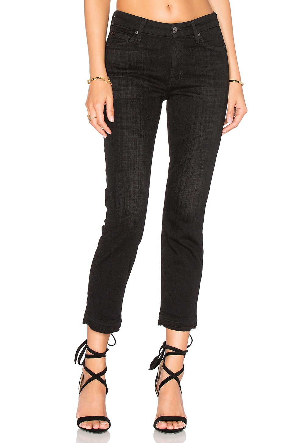 Release Hem Straight Ankle by 7 For All Mankind