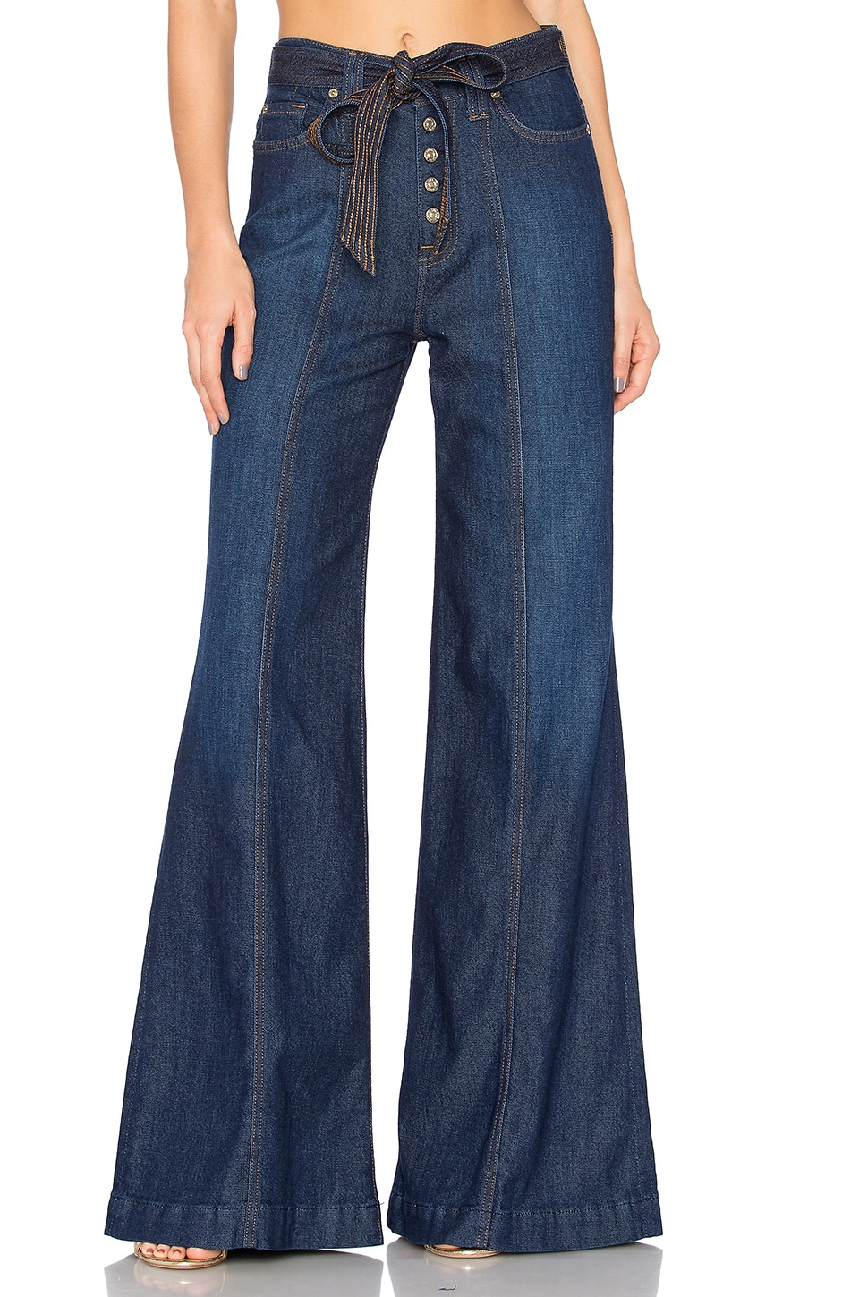 Wide Leg Lounge Pant by 7 For All Mankind