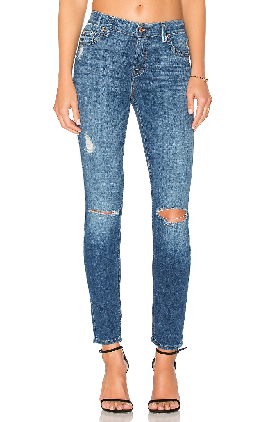 The Ankle Skinny by 7 For All Mankind