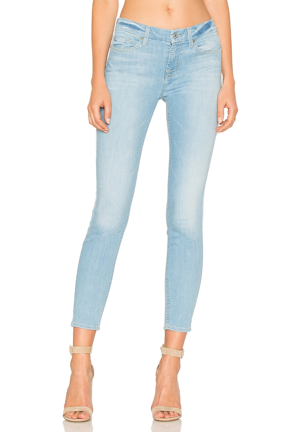 The Ankle Skinny in by 7 For All Mankind