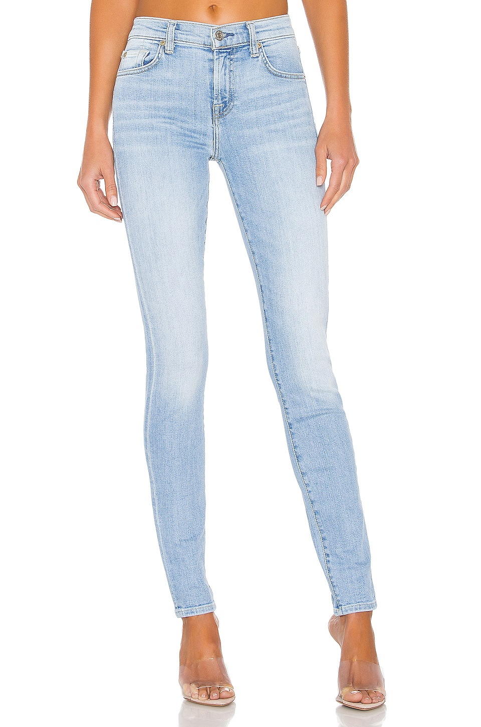 7 For All Mankind JEAN SKINNY THE SKINNY