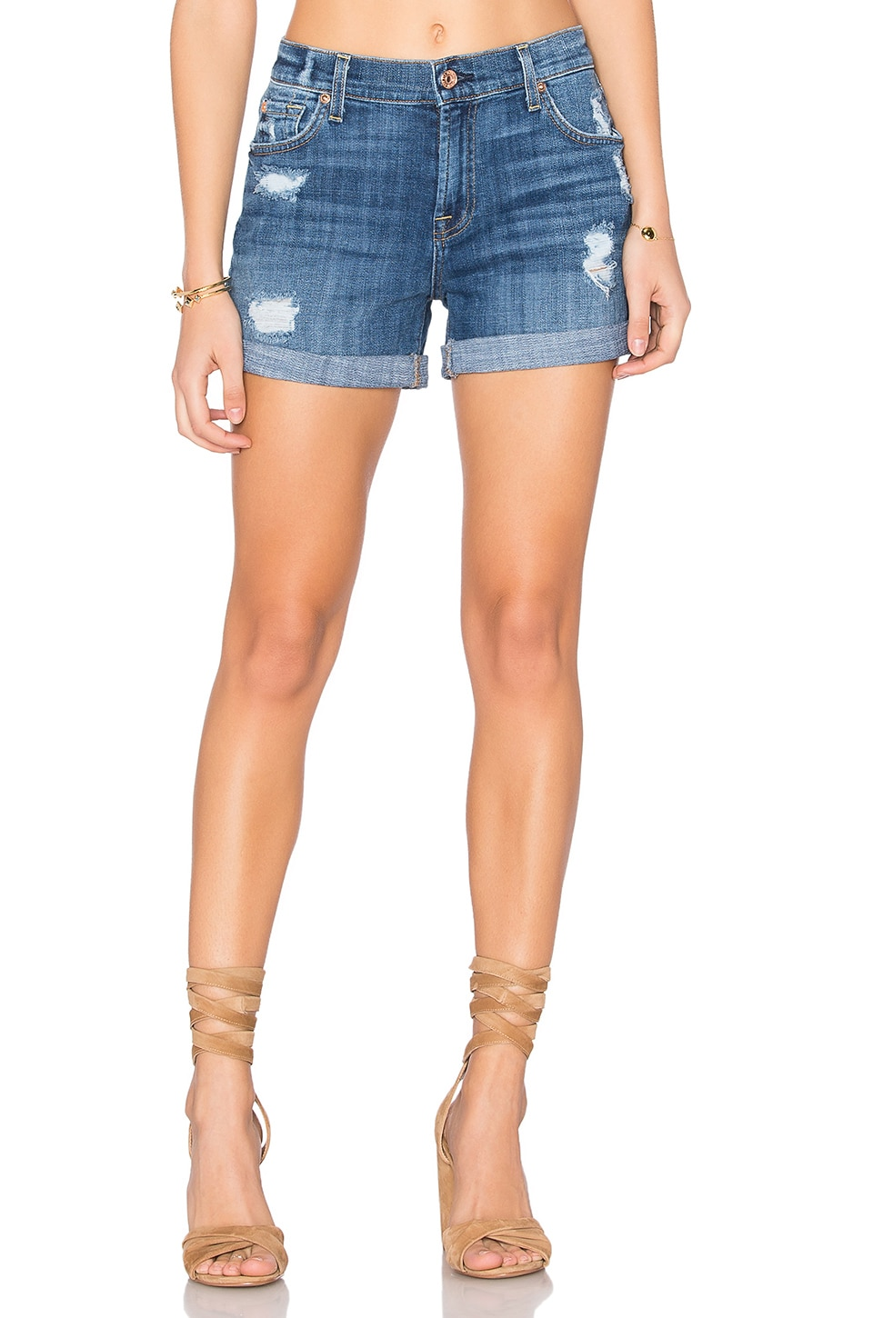 Relax Mid Roll Short by 7 For All Mankind