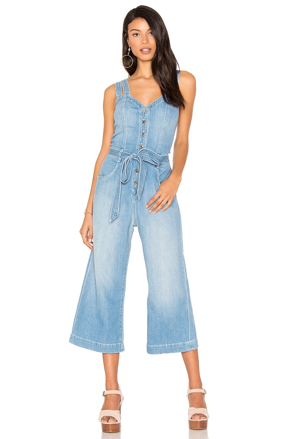 Photo of Culotte Jumpsuit by 7 For All Mankind on sale