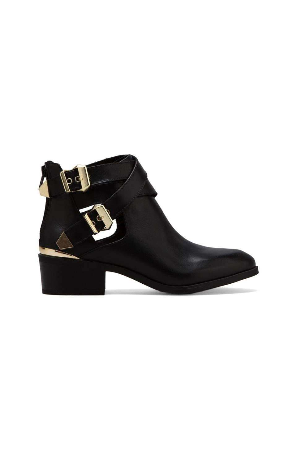 Seychelles Scoundrel Boot in Black