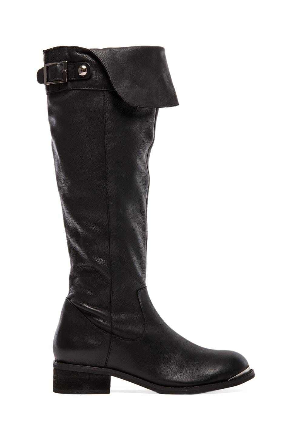 Seychelles All In Stride Over the Knee Boot in Black