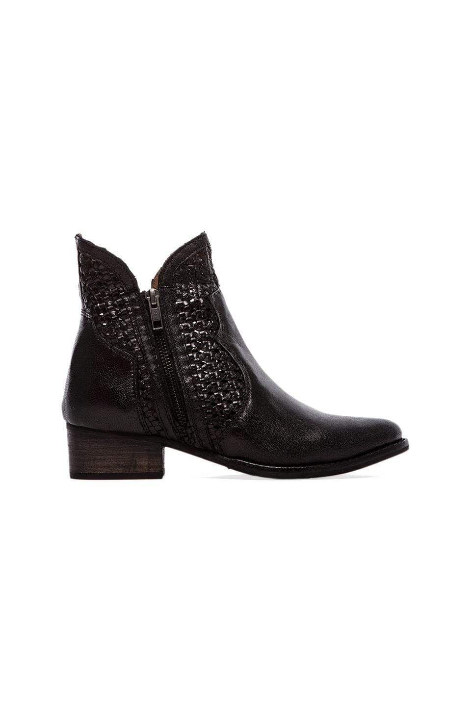 Seychelles Flip a Coin Boot in Black