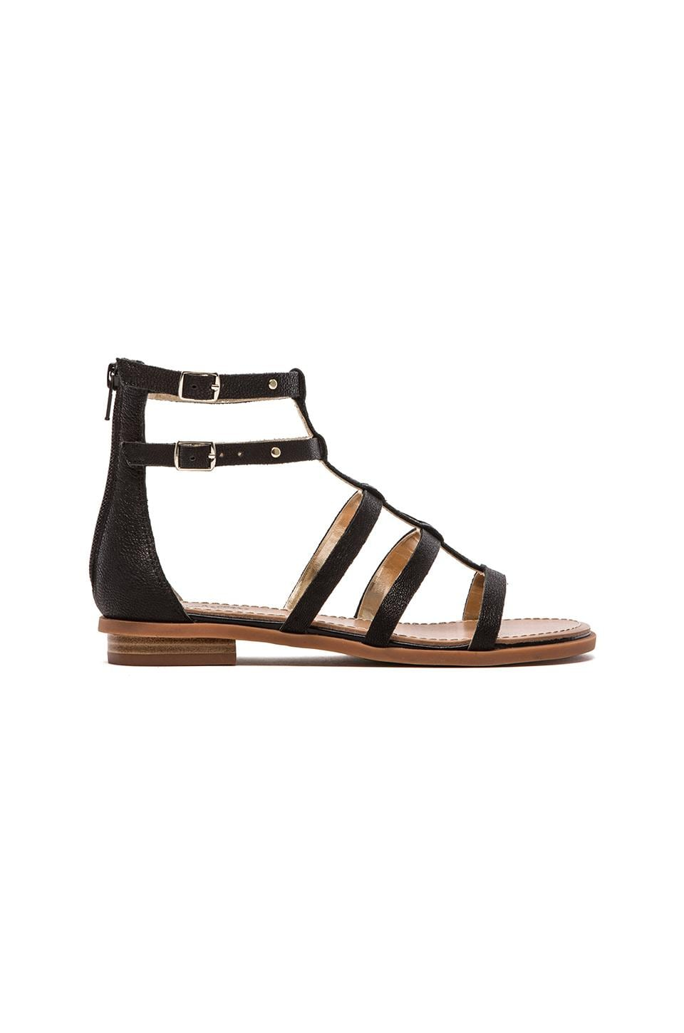 Seychelles Aim High Sandal in Black