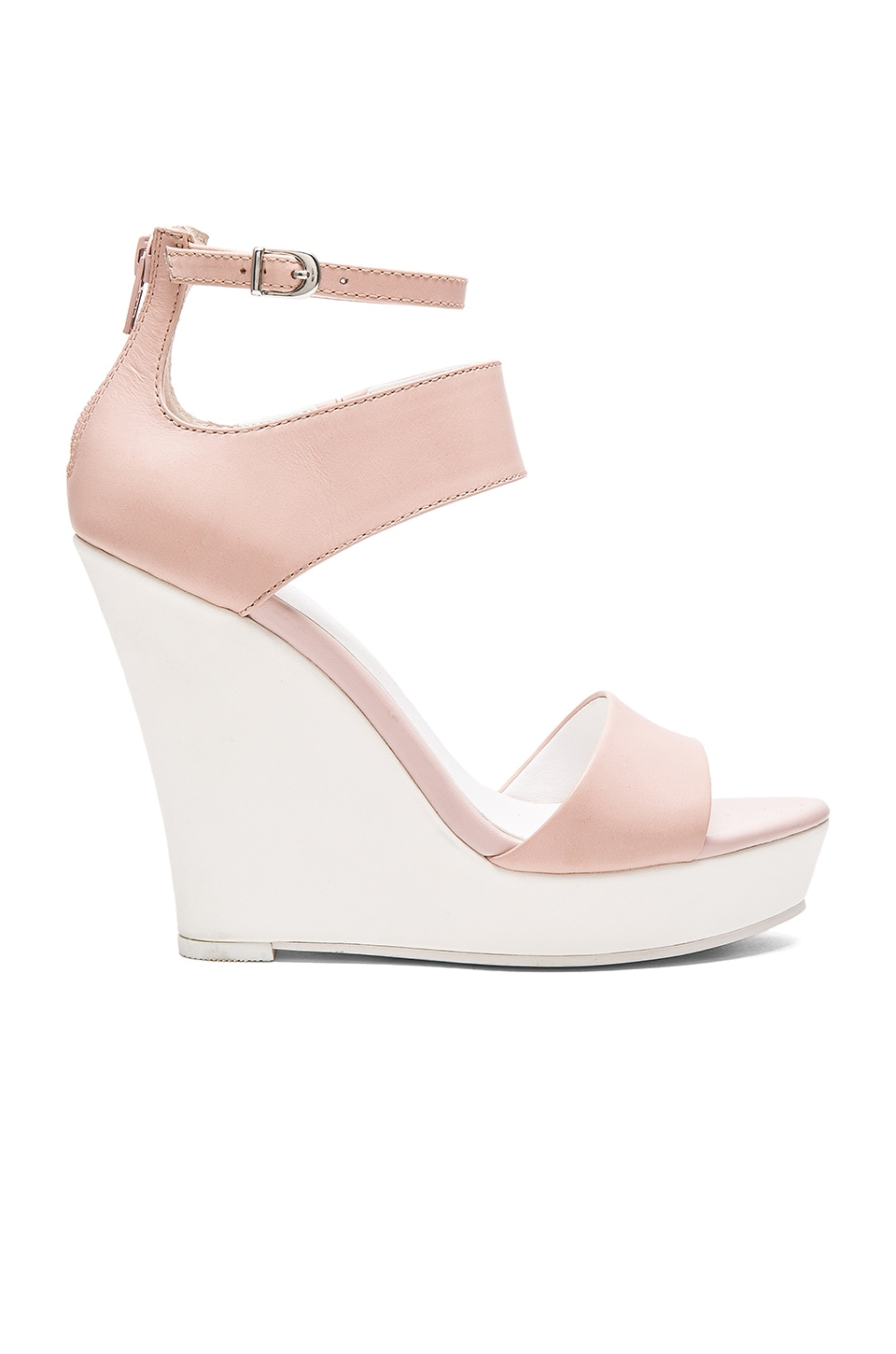 Seychelles Ramble Wedge in Pink