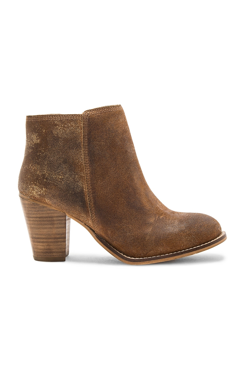 Seychelles Clavichord II Bootie Leather in Cognac Puma