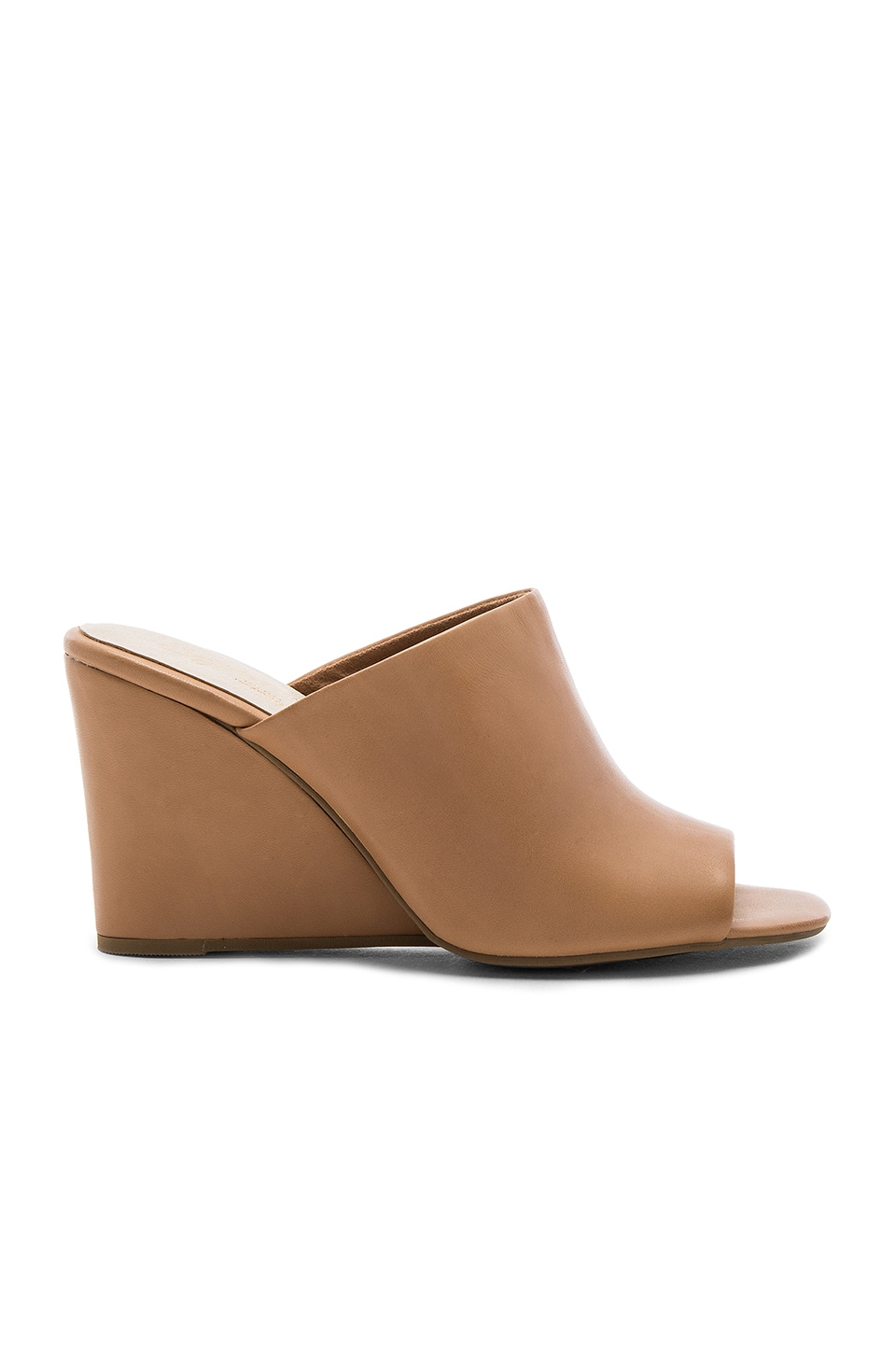 Seychelles Affirmation Wedge in Vacchetta Leather