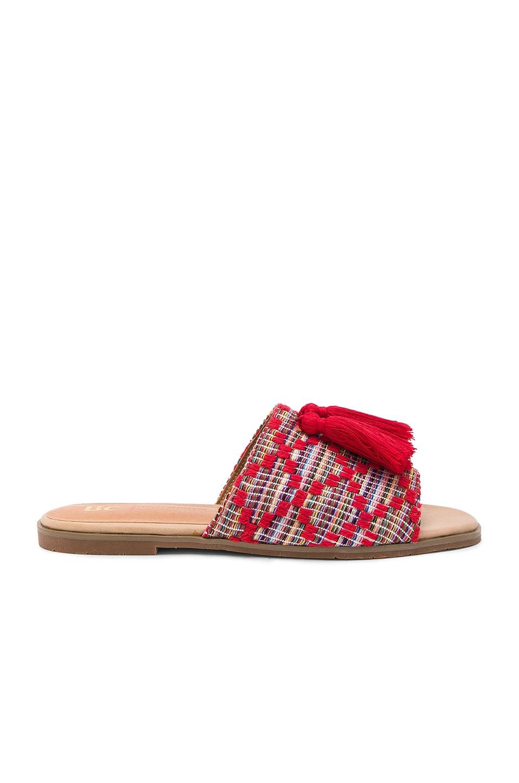Seychelles x BC Doin Fine Sandals in Red Multi