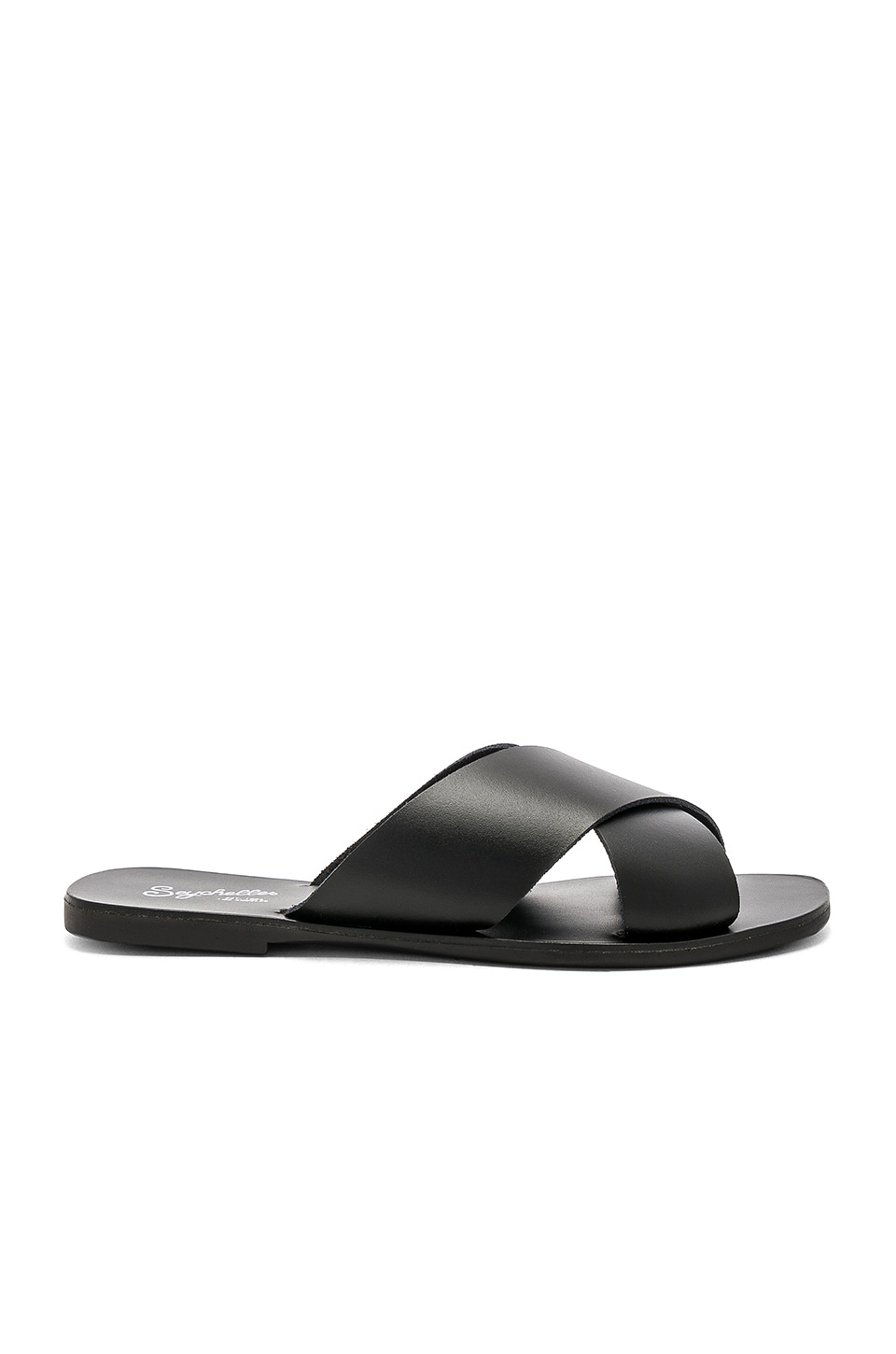 Seychelles Total Relaxation Sandals in Black