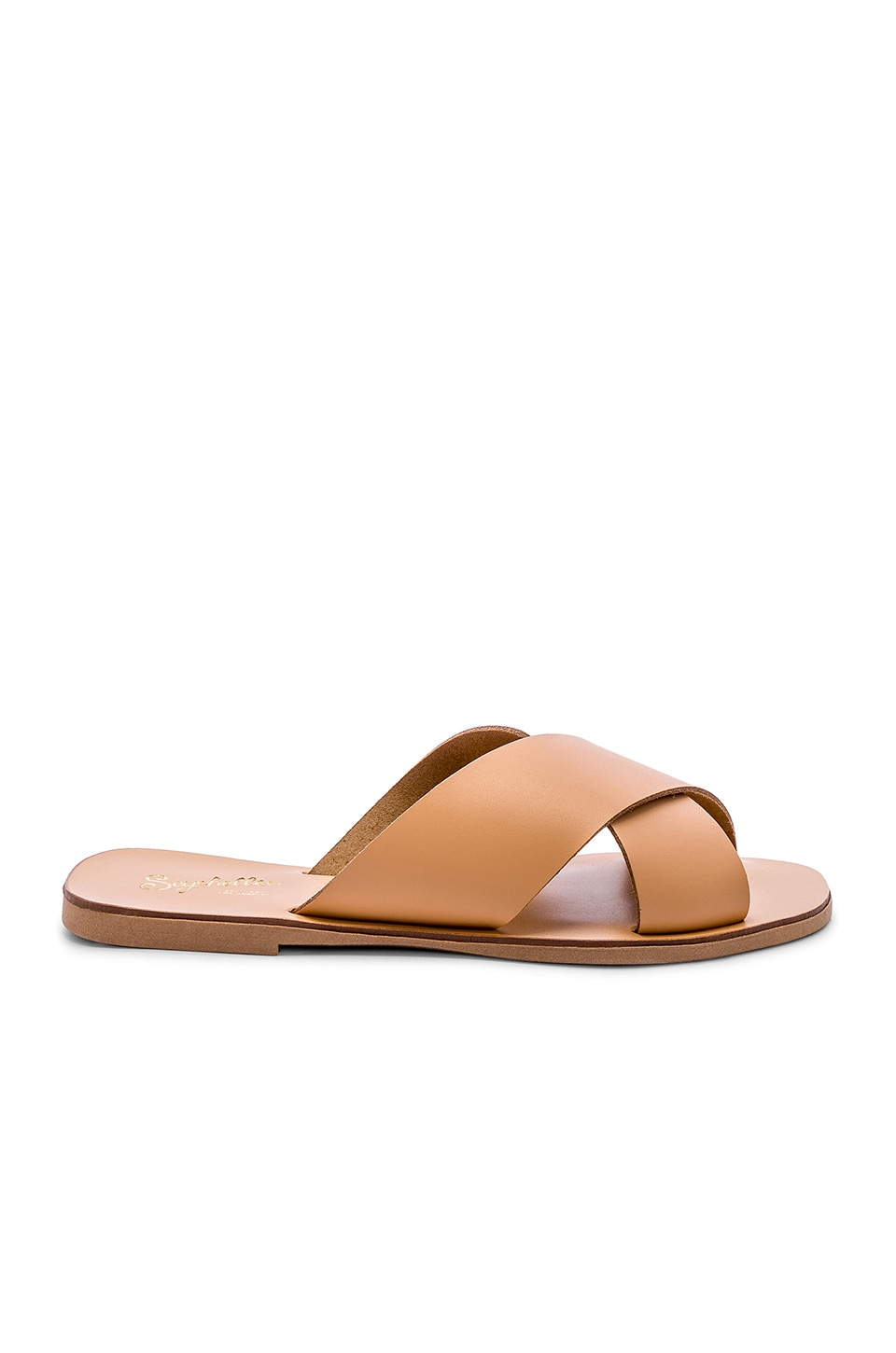 Seychelles Total Relaxation Sandal in Vacchetta