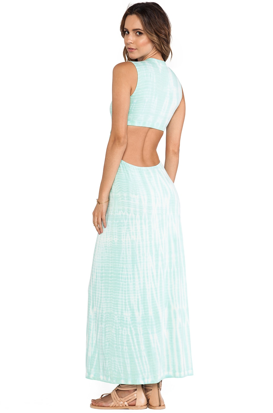 Stone Fox Swim Sydney Dress in Salt