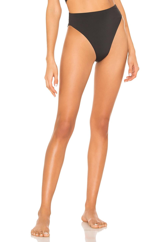 Stone Fox Swim Sumatra Bikini Bottom in Moon Shadow