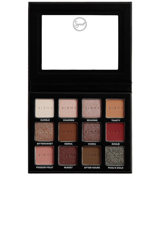 Sigma Beauty Warm Neutrals Volume 2 Eyeshadow Palette