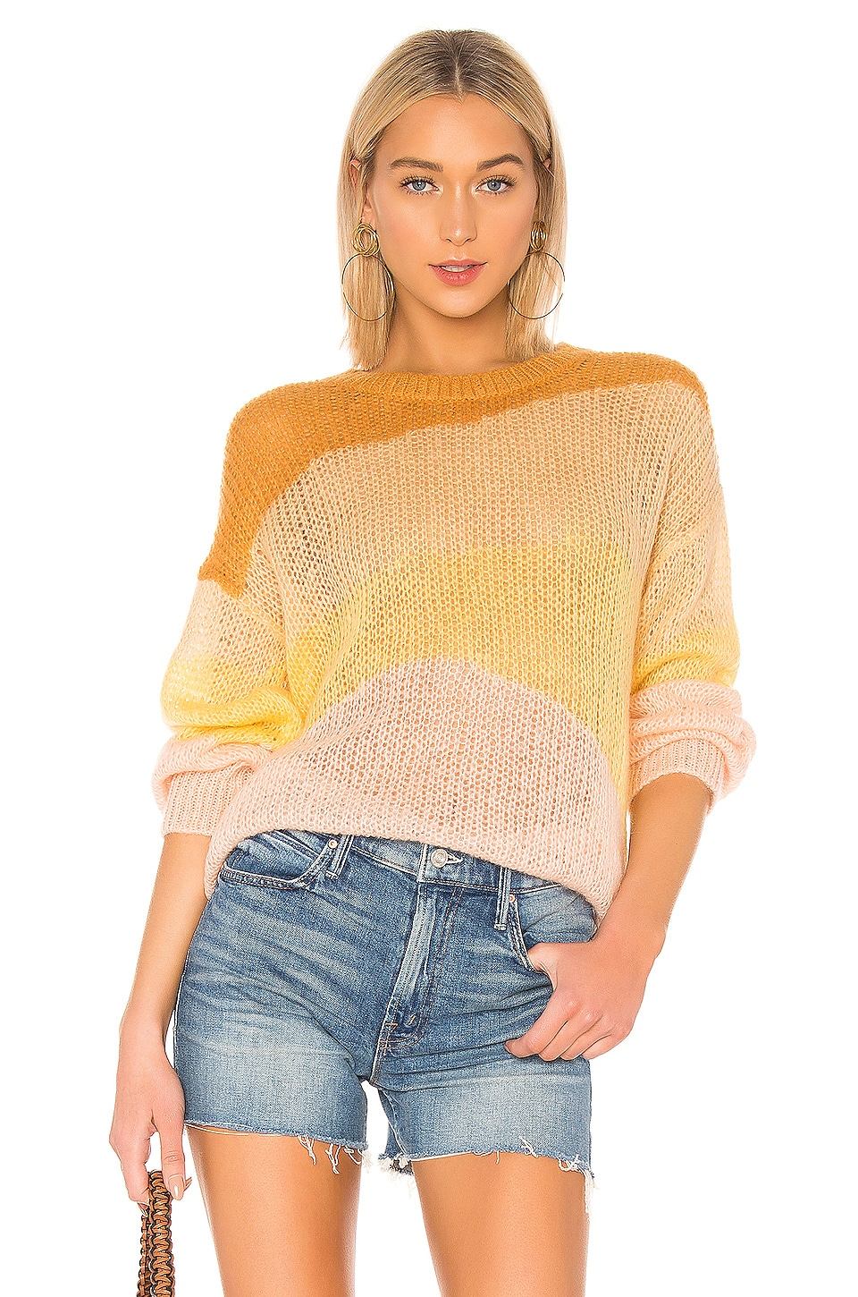 Stine Goya Sana Knitted Jumper In Summer