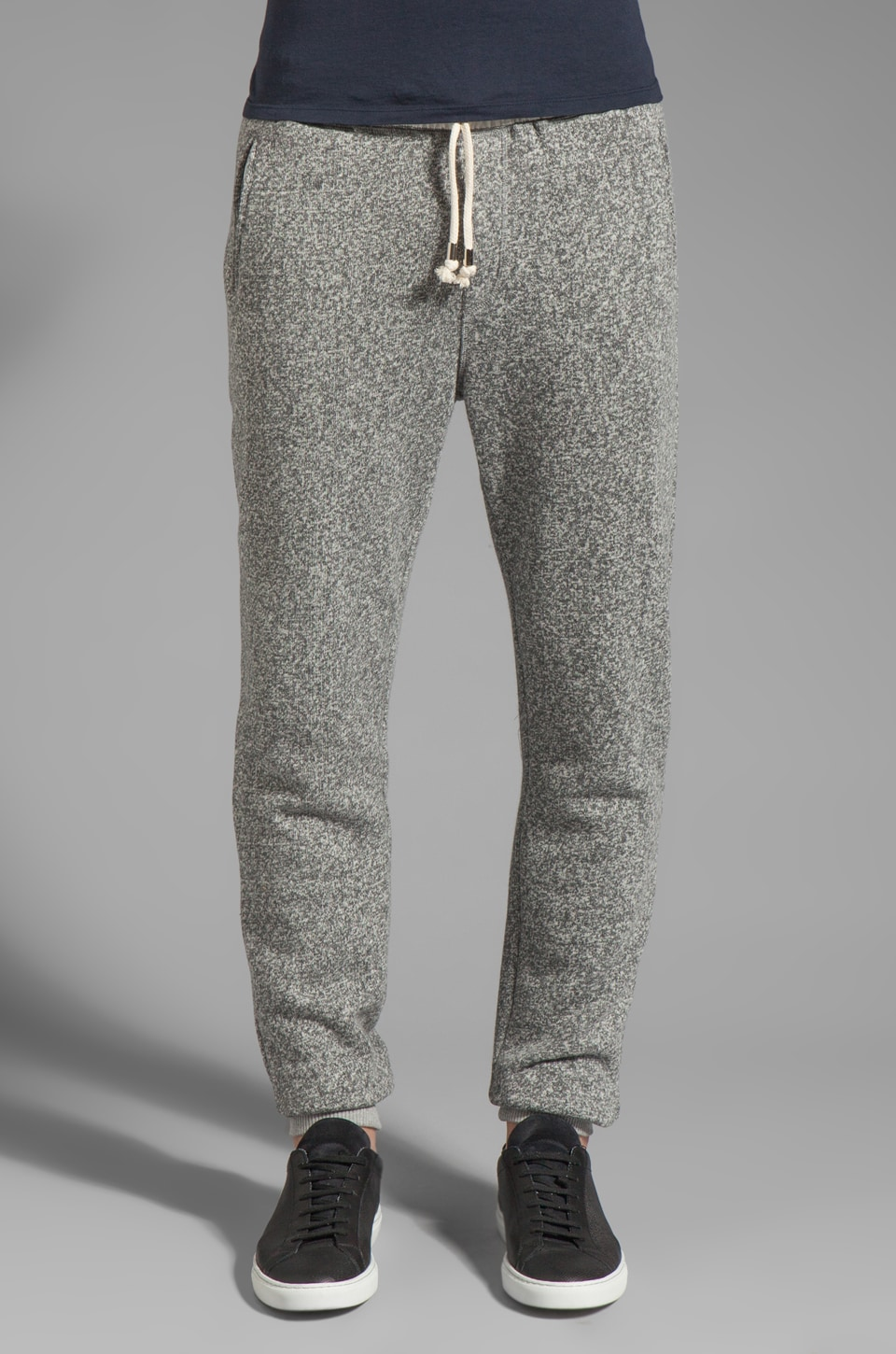Shades of Grey by Micah Cohen Lounge Pant in Grey Marled Fleece