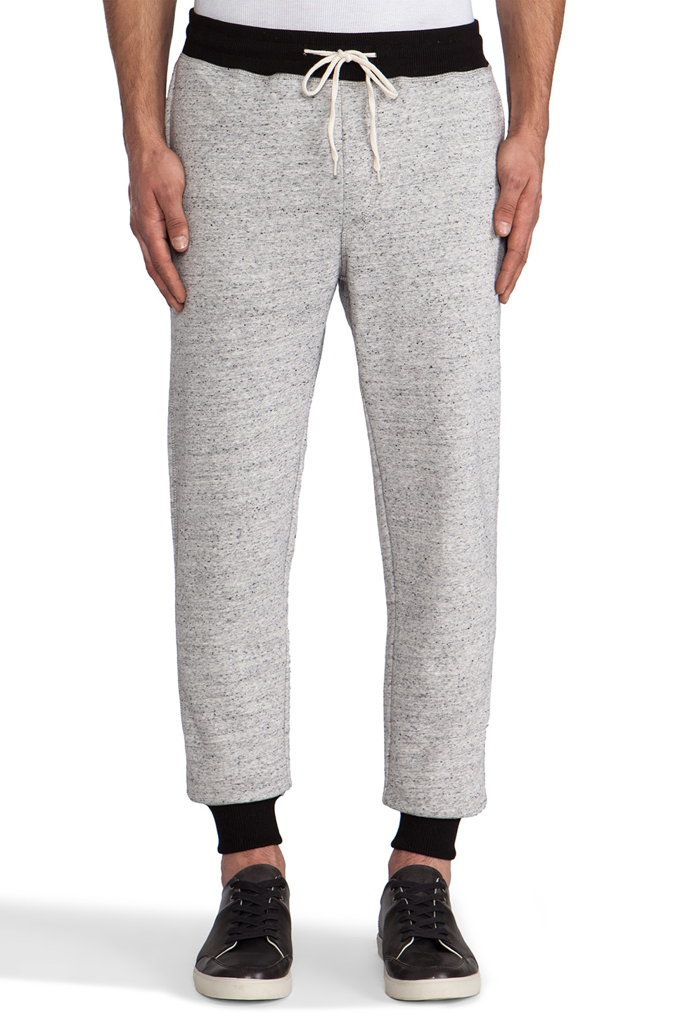 Shades of Grey by Micah Cohen Lounge Pant in Speckled Grey