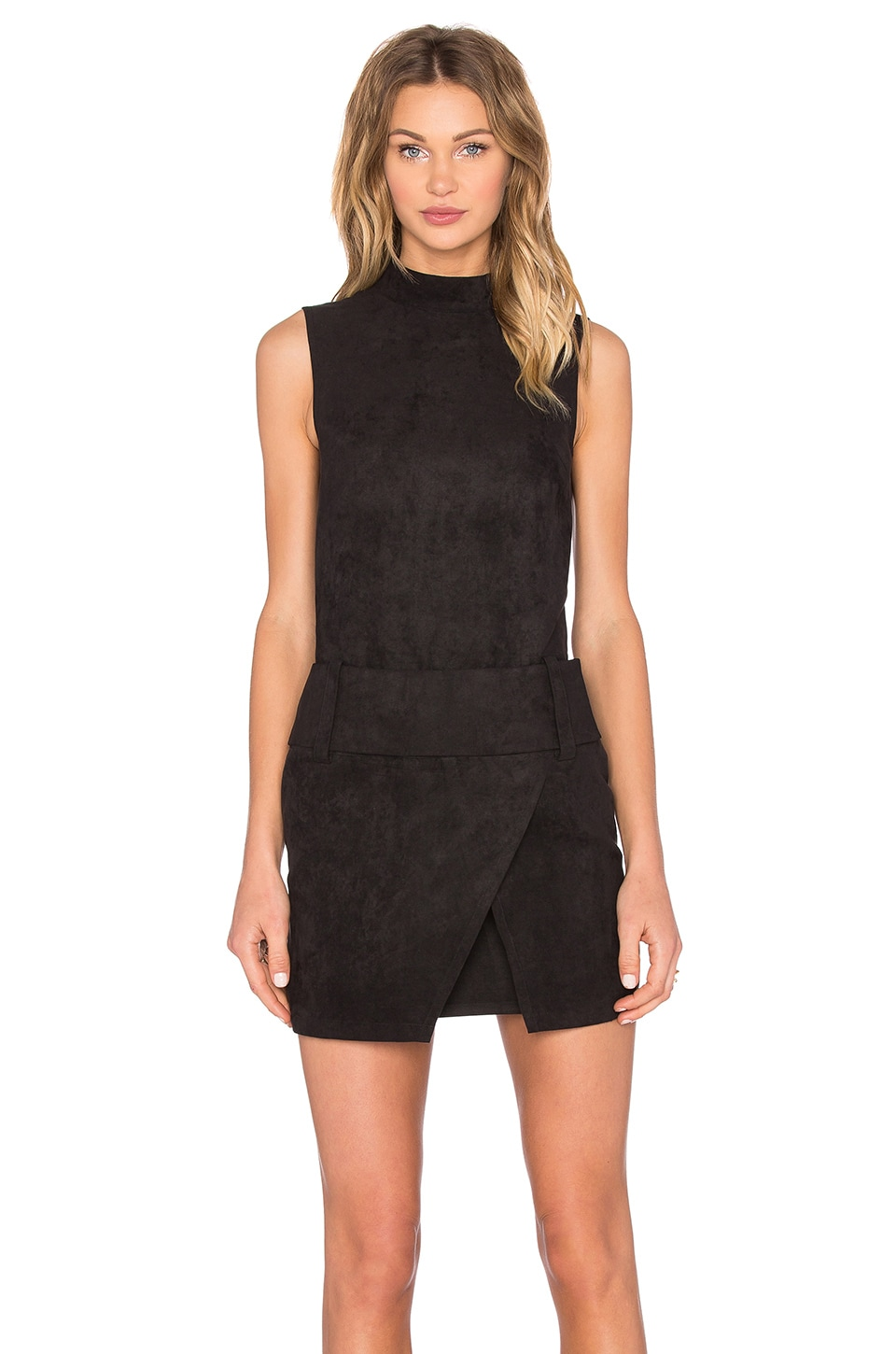 Drop Waist Mini Dress by Shades of Grey by Micah Cohen