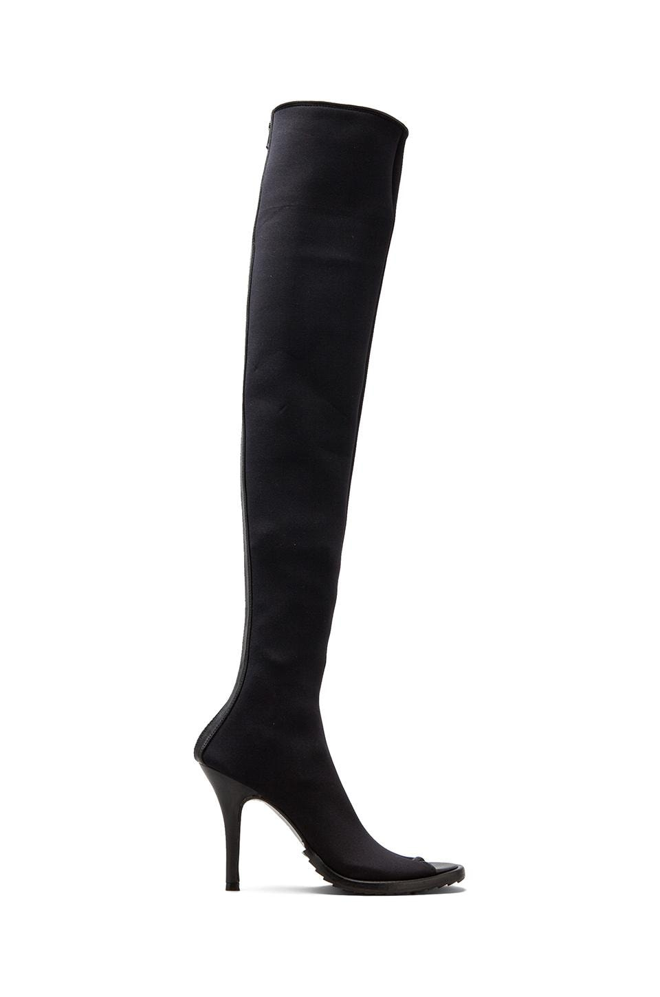 Shakuhachi Neoprene Boots in Black