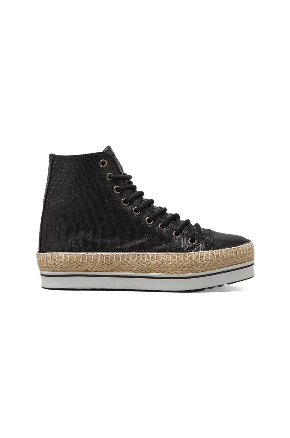 Shakuhachi Python High Converse in Black