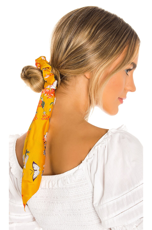 Kimono Silk Scrunchie   Chouchou Soie Kimono