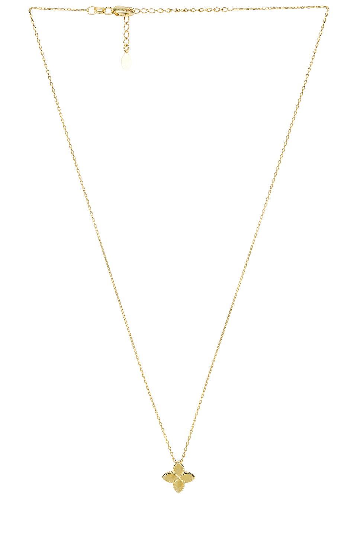 SHASHI Rima Necklace in Gold