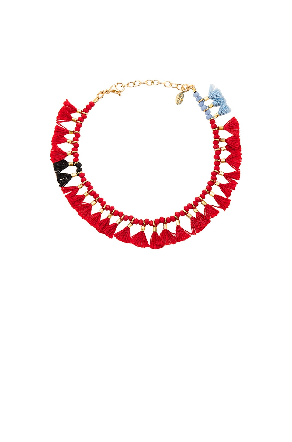 SHASHI Jamie Bracelet in Red