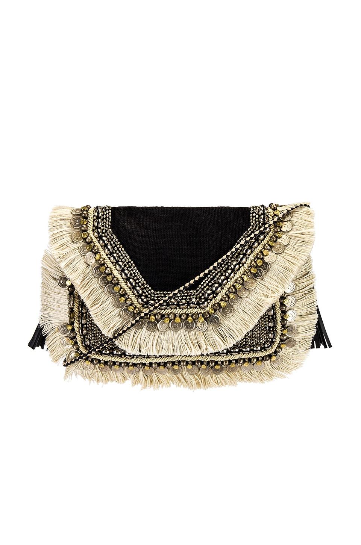 SHASHI Leela Bag in Black