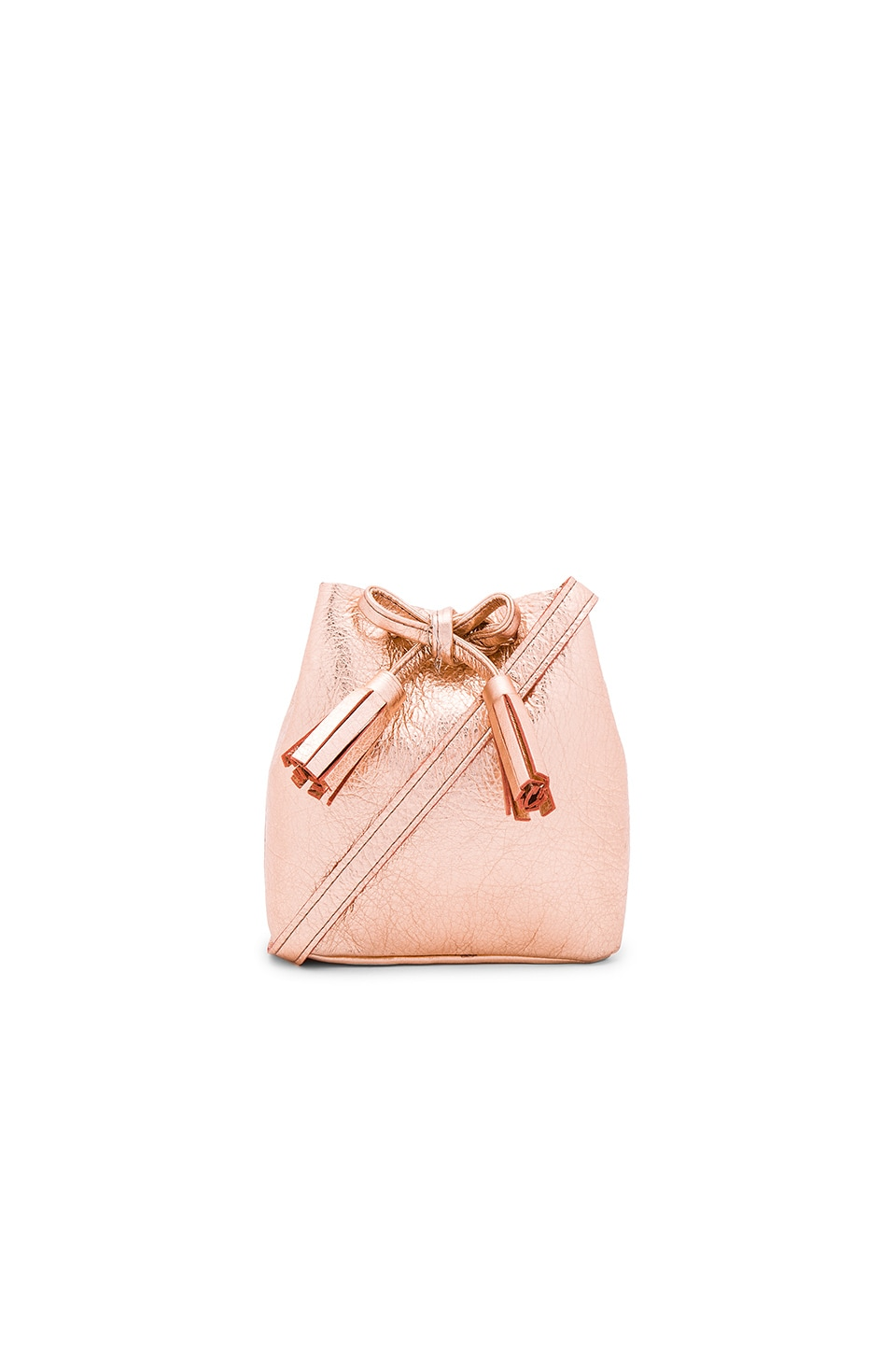 The Greta Bucket Bag by Shaffer