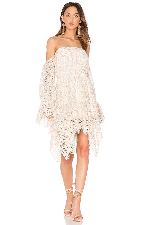 Handkerchief Mini Dress by Shona Joy