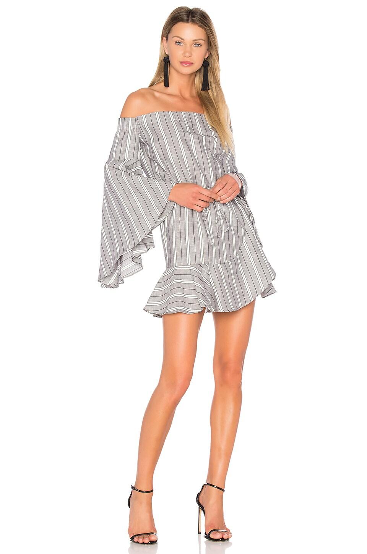 Tortuga Off The Shoulder Mini Dress by Shona Joy