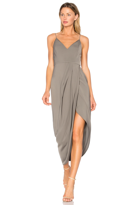 Stellar Drape Dress by Shona Joy