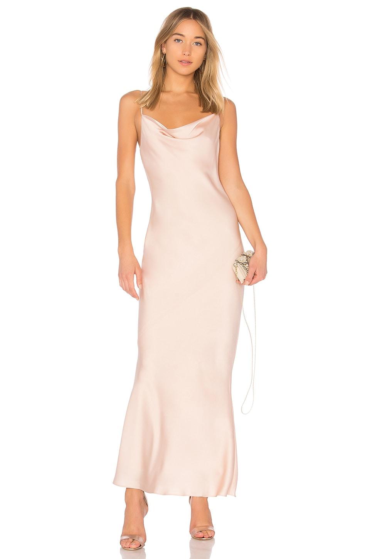 Calypso Cowl Slip Dress