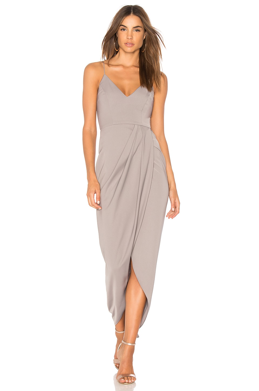 Cocktail Draped Dress