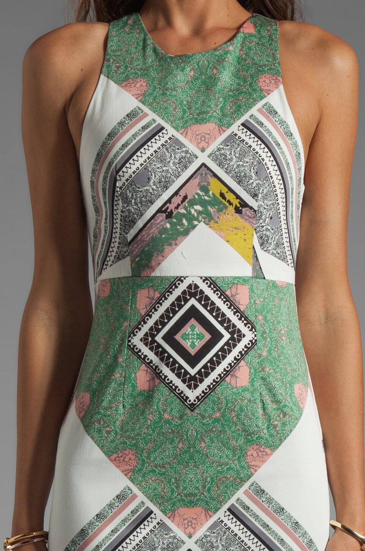 Shona Joy We Surrender Mini Dress in Multi
