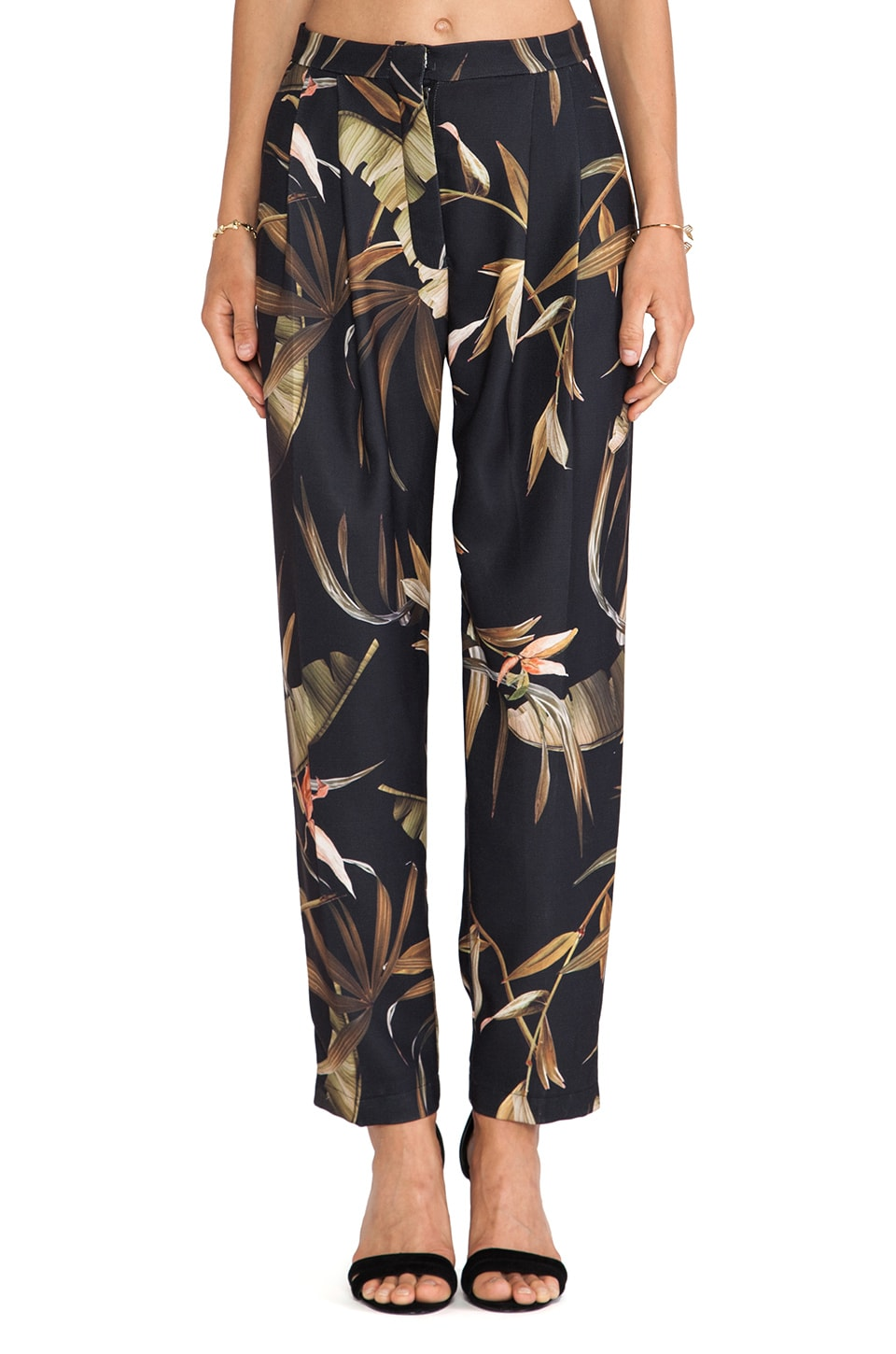 Shona Joy Lucid State Cocoon Pant in Multi
