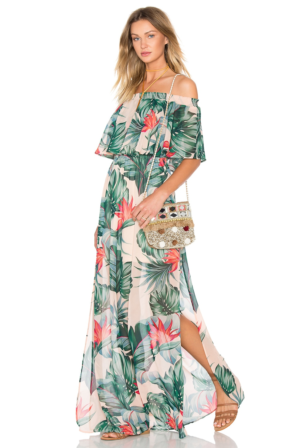 a1828dd360166 Show Me Your Mumu x REVOLVE Hacienda Dress in Kauai Kisses | REVOLVE