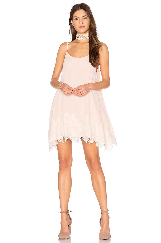 Lockett Lace Mini Dress by Show Me Your Mumu