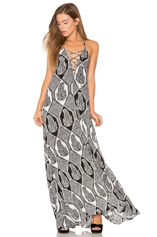 Logan Lace Up Dress by Show Me Your Mumu