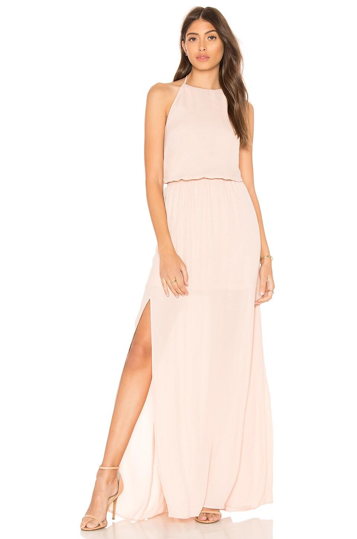 Heather Halter Dress