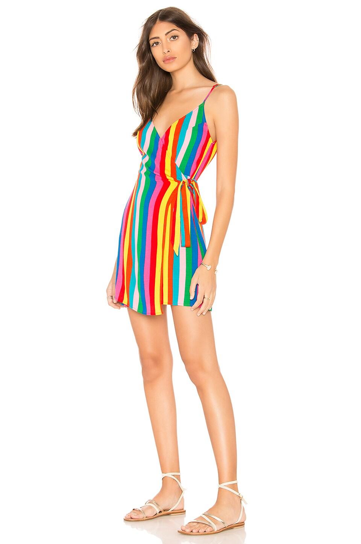 Say Jay Wrap Dress