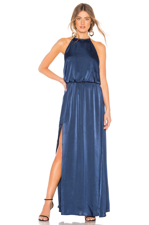 X REVOLVE Heather Halter Maxi Dress