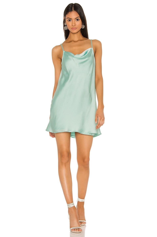 Show Me Your Mumu X REVOLVE Sabine Dress Sheen in Mint