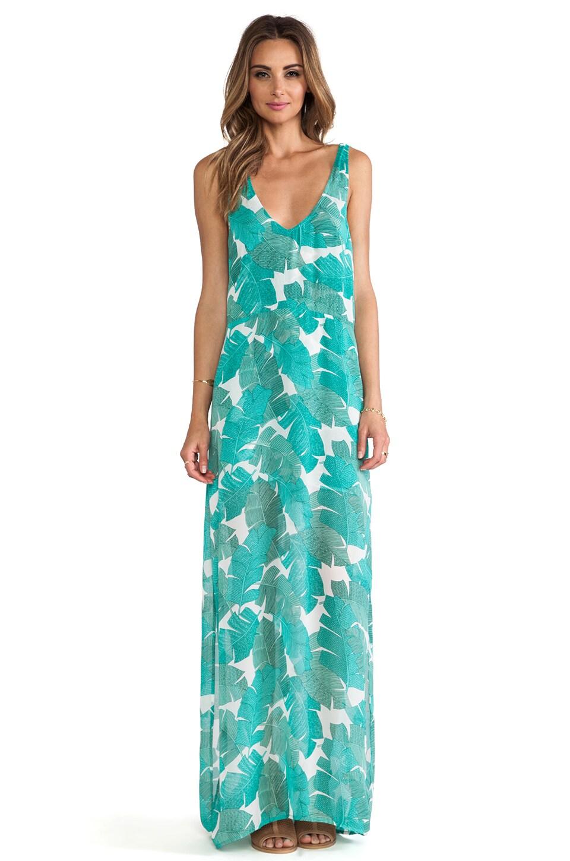 Show Me Your Mumu Rawson Maxi Dress in Beverly Print