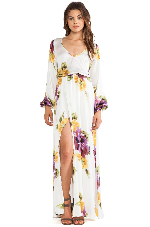 Show Me Your Mumu Jocelyn Maxi Dress in Floating Floral