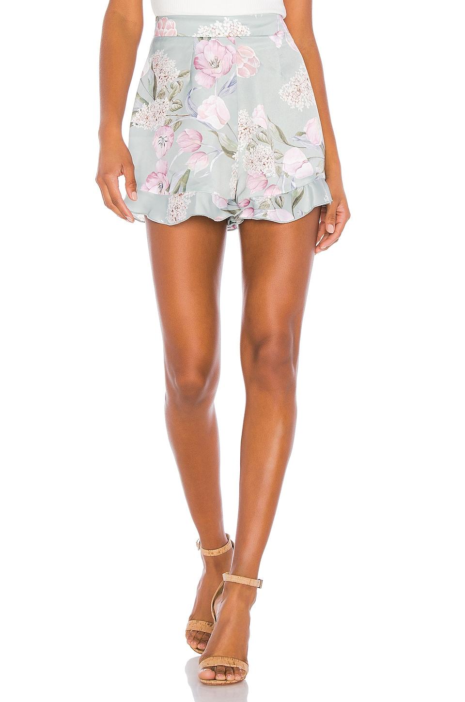 Show Me Your Mumu Bobbi Shorts en Primavera Floral