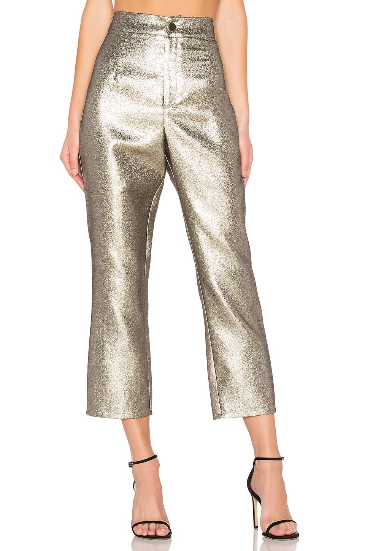 Show Me Your Mumu Hepburn Pant in Shimmer & Shine